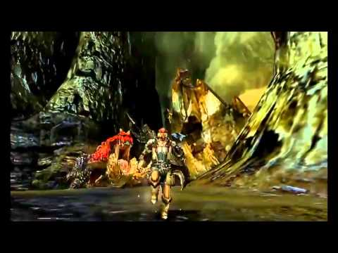 Monster Hunter 4 Trailer Oficial 1