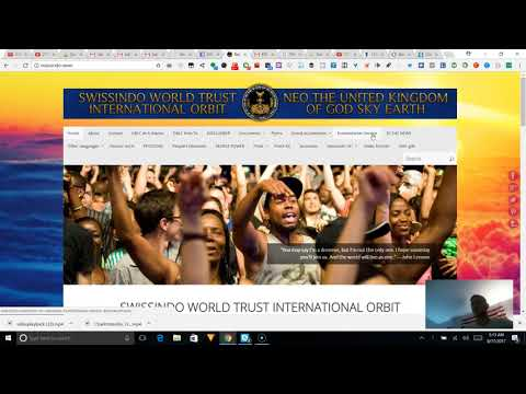 swissindo indonesia trust coinciding with america rv info nwo, coincidence or relevant?
