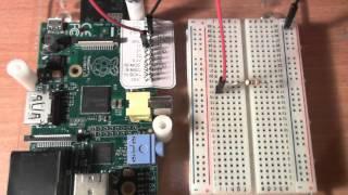 Setting up the Raspberry Pi Light Sensor