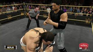 """WWE 2K15 XBOX ONE My Career - """"Facing Bo Dallas"""" Episode 9 Walkthrough (XB1/PS4)"""