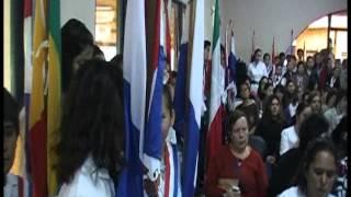 RECORDACION A LOS HEROES DE LA BATALLA DE BOQUERON 2012