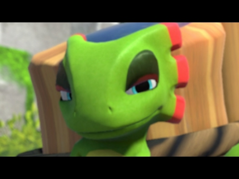 Let's Play Yooka-Laylee - 1 - Oo Koo Lay Lay and the SX Appeal
