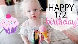 celebrating her 12 birthday day in the life of a toddler mom