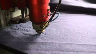 Лазерная резка ткани на заказ. ООО