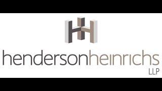 The Law Show, March 30 2014 - Henderson Heinrichs LLP