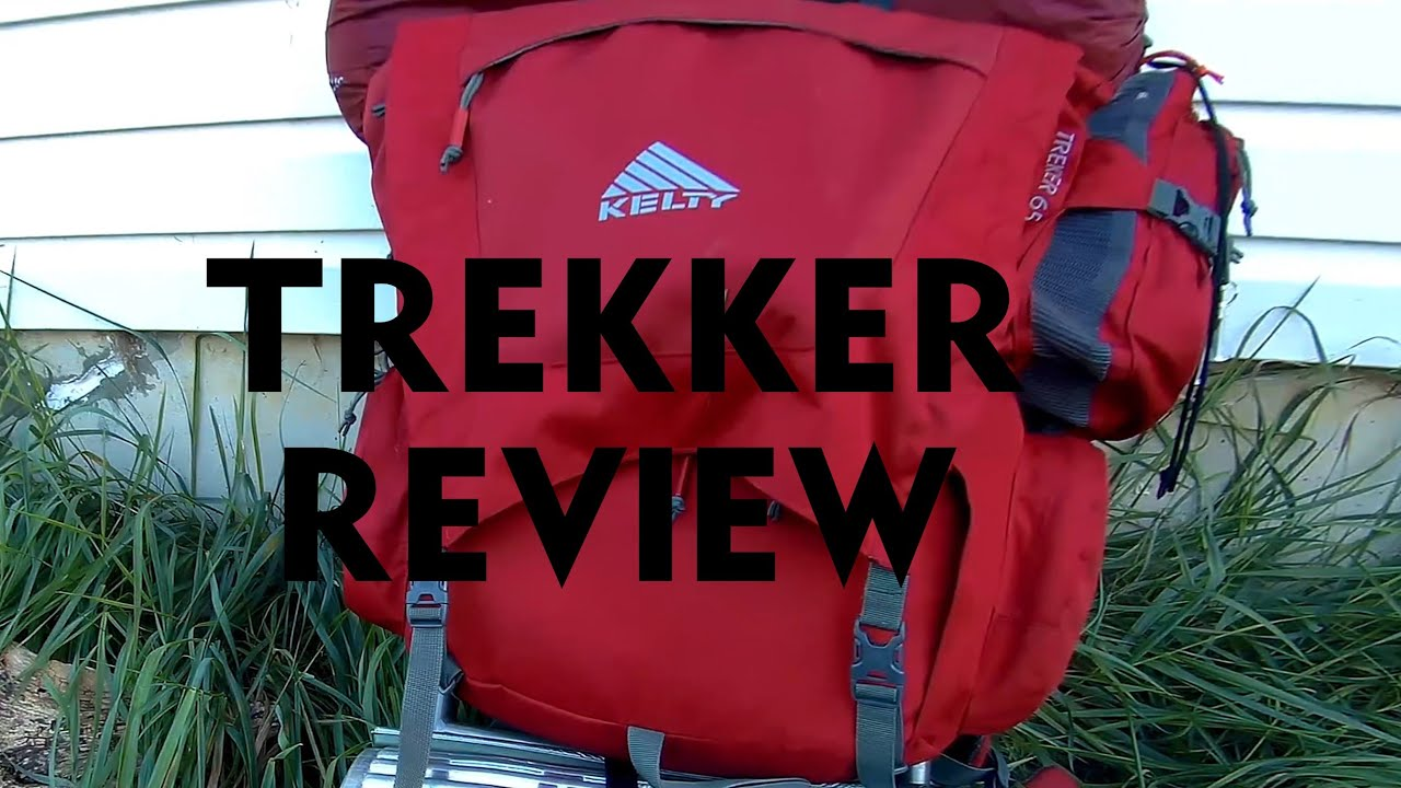 aa014ffb02e2 Awesome Outdoors - Kelty Trekker Review - YouTube
