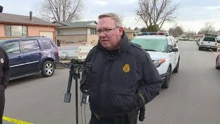 RAW | Denver Police update on Montbello homicide