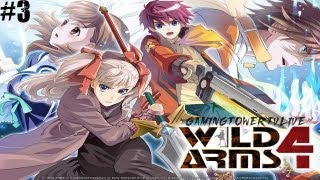 Wild Arms 4 [PS2] - | Walkthrough | Gameplay #3