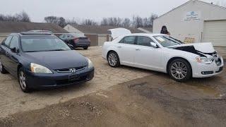 Какие машины перевозят в закрытом трейлере? Ни чего не заводится, кроме Toyota.