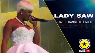 Lady Saw Takes Sumfest Dancehall Night