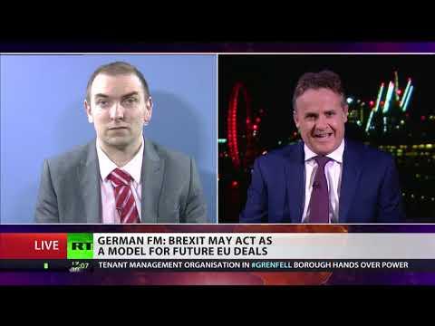 German FM: Brexit may act as a model for future EU deals
