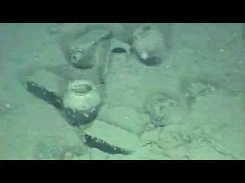 Colombia works to salvage treasure from sunken ship
