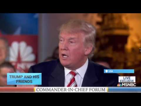 Trump-Putin 'Bromance': Trump says Putin better leader than Obama