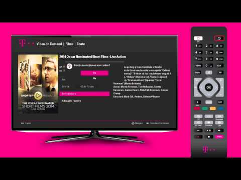Video la cerere & Picture in picture - Telekom TV Interactiv