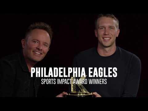 Philadelphia eagles christian video