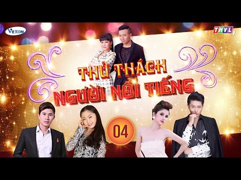 Thử Thách Người Nổi Tiếng (Get Your Act Together)   Tập 4   THVL1   Official.