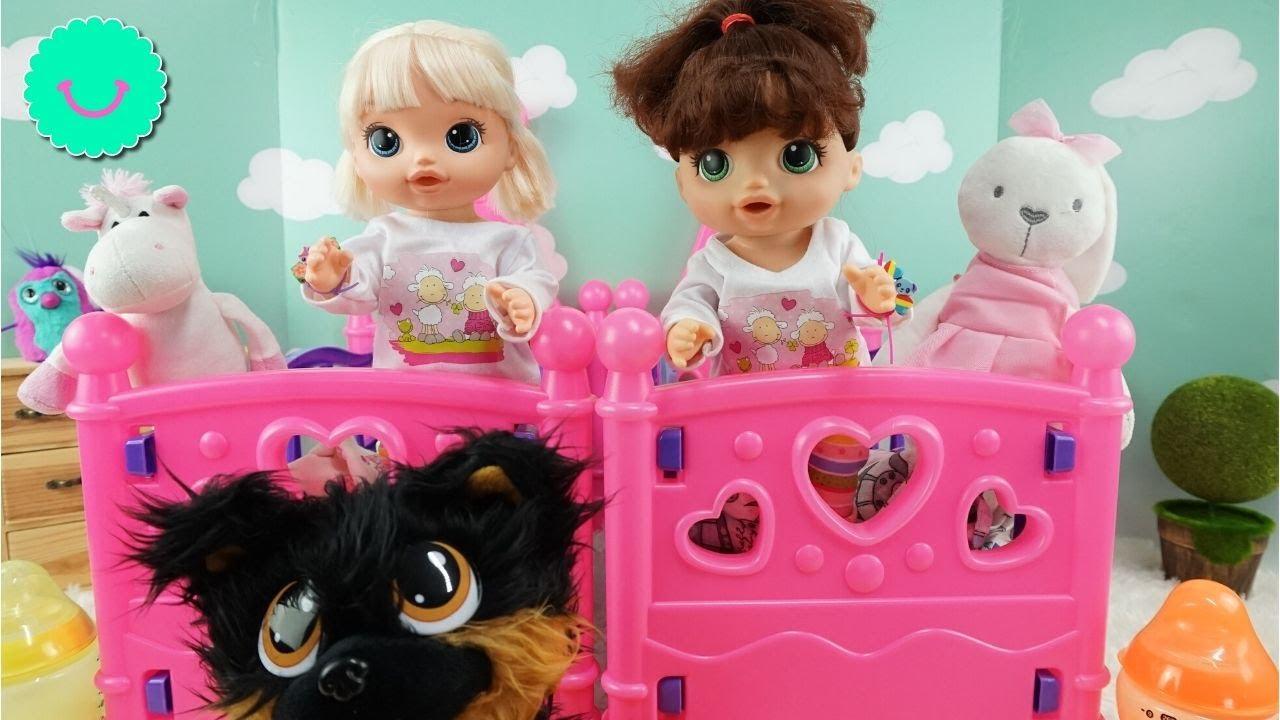 Juegos de Frozen para antes de ir a dormir con Bea y Ana ❤️