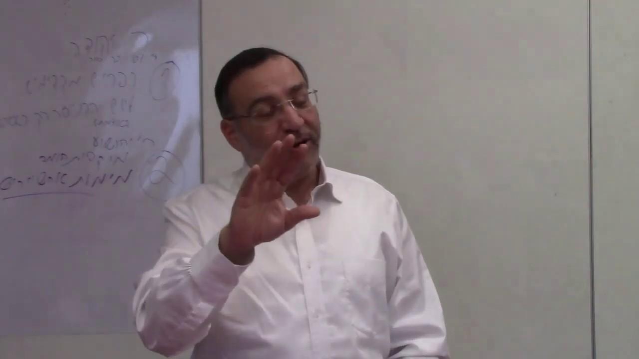 הלכות שעטנז - צורבא מרבנן - הרב בן ציון אלגאזי