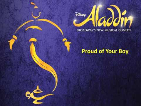 Aladdin -  Proud of Your Boy Karaoke