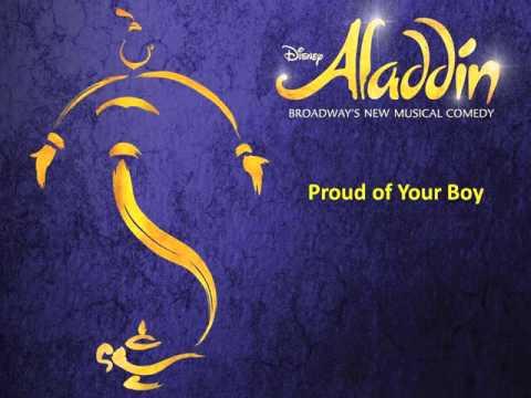 Aladdin -  Proud of Your Boy Karaoke