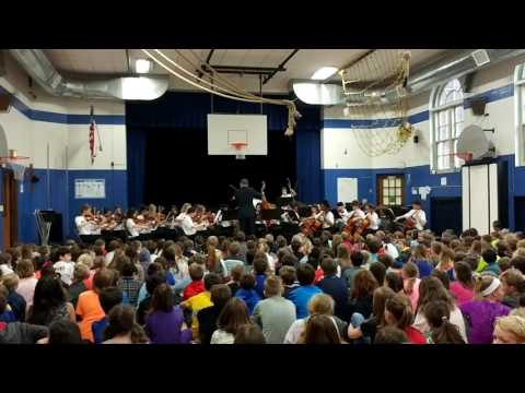 Brownell Middle School 7/8th Grade - Irish Song
