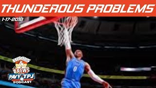 Giving Up On OKC Thunder? | Hoops & Brews