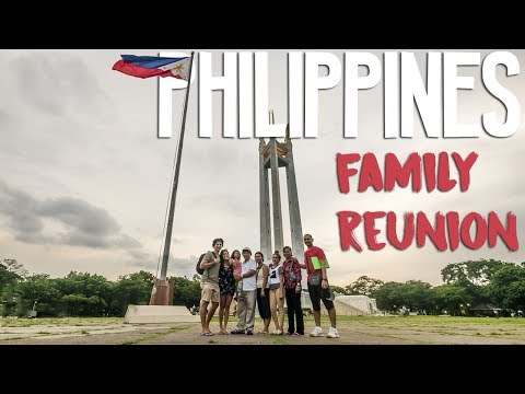 FILIPINO AMERICAN MEETS FAMILY // PHILIPPINES TRAVEL VLOG 21