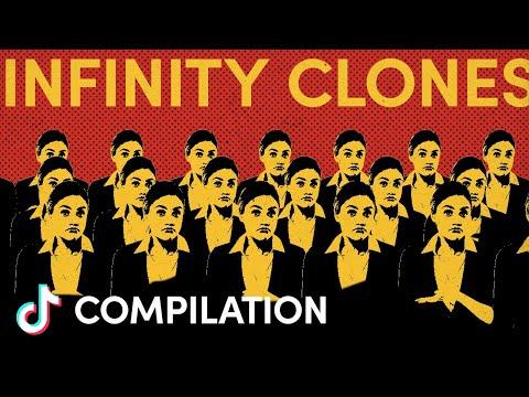 Infinity Clones Compilation | TikTok
