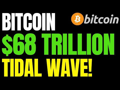 REPORT: $68.4 Trillion Bitcoin Tidal Wave Coming   BTC Price Can Hit $50K in 2020 'Very Easily'