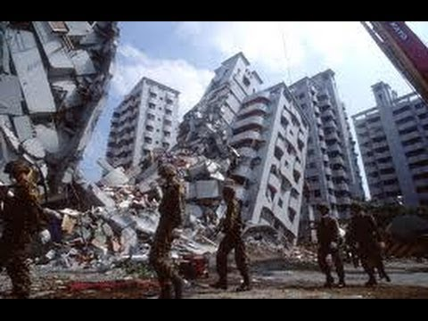 Most destructive earthquakes in history of mankind