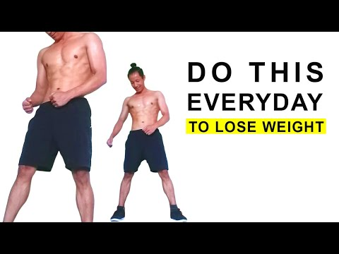 Do This Everyday To Lose Weight | 2 Weeks Shred Challenge | Gajen Fitness