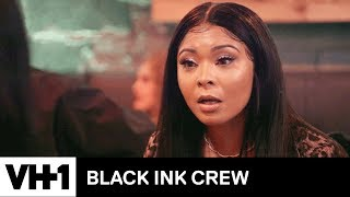 Miss Kitty Clears the Air w/ Young Bae | Black Ink Crew