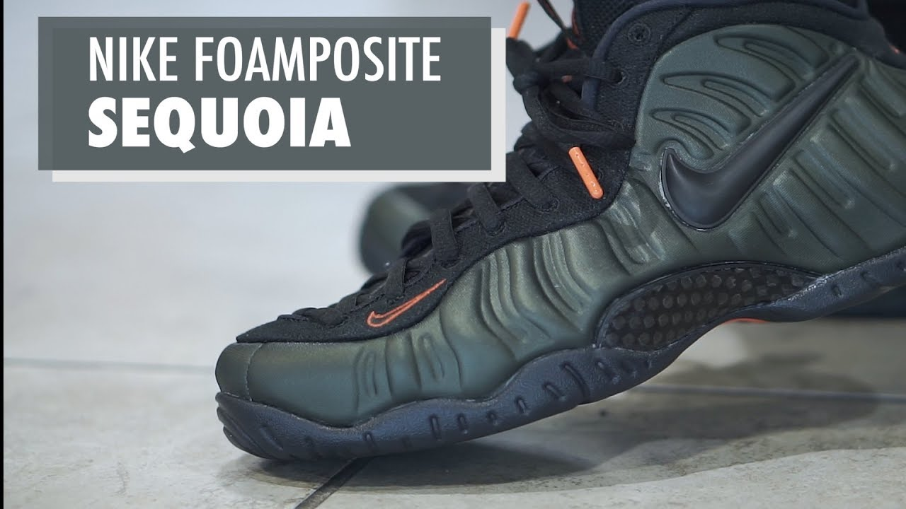 cc13d1c57692a Styling the Air Foamposite Pro  Sequoia