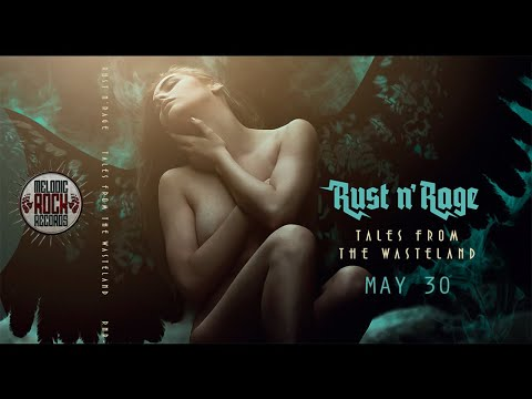 Rust N Rage - Midnight Train (CD Out May 30)