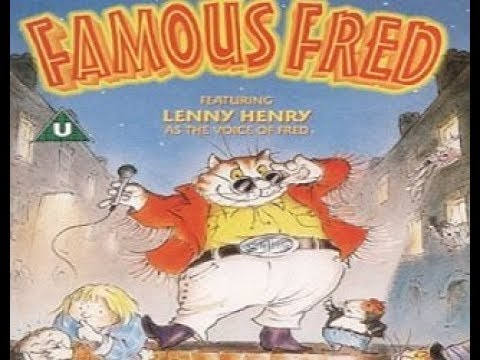 Famous Fred (1996) Children's 25 Minute Short Animation
