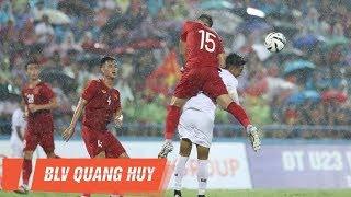 Highlights   U23 Việt Nam vs U23 Myanmar   BLV Quang Huy