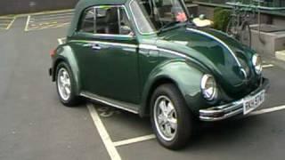UK VW Beetle 1979 For Sale