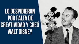 Cómo construyó Walt Disney el más grande imperio de entretenimiento 🐭