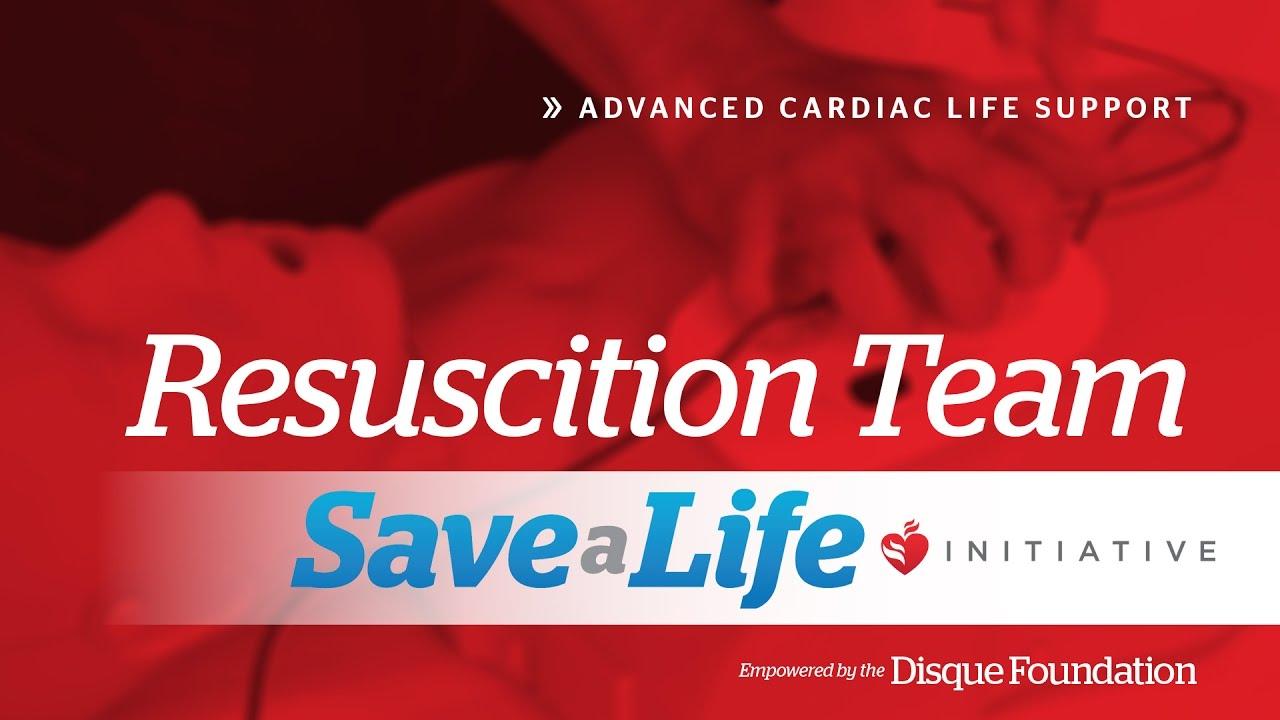 6f the resuscitation team advanced cardiac life support acls the resuscitation team advanced cardiac life support acls xflitez Gallery
