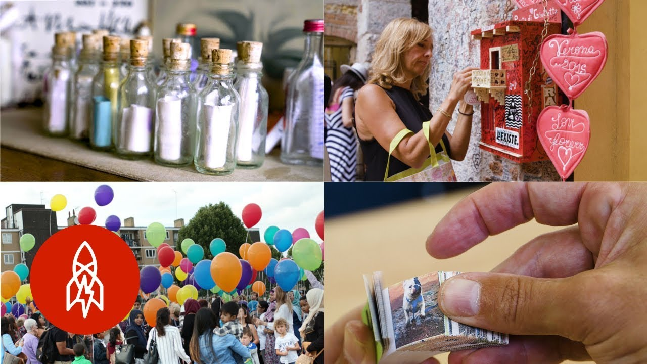 Four Ways to Say 'I Love You'