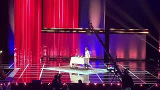 Miss America Winner Virginia Camille Schrier's On Stage Science Experiment for the Talent Portion