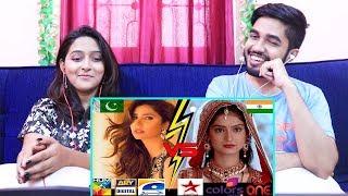 Video INDIANS react to Pakistani Dramas vs Indian Dramas | Sana's Bucket download MP3, 3GP, MP4, WEBM, AVI, FLV September 2019
