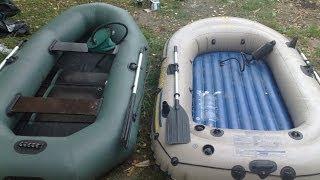 Човен Bark+ Intex