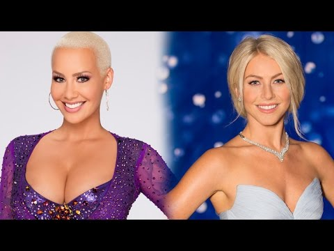 Amber Rose Calls Out Julianne Hough for Body Shaming Her on 'Dancing With the Stars'