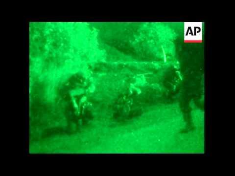 WRAP Israeli Troops Operating On Lebanese Border