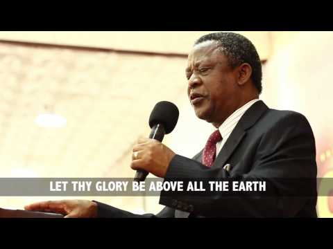 Pastor U Obed Be Thou Exalted O Lord above the Heavens