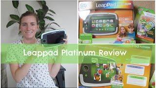 Leappad Platinum Review
