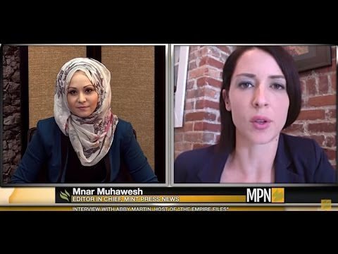 Abby Martin: Rise Of A US Corporate Empire & Global Resistance Bringing It To Its Knees