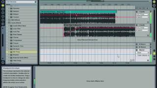 Эквализация композиций в Ableton Live 8 Часть 2 (32/36)
