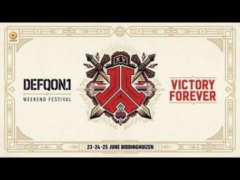 Defqon.1 2017 Victory Forever Warmup-mix - U.V.